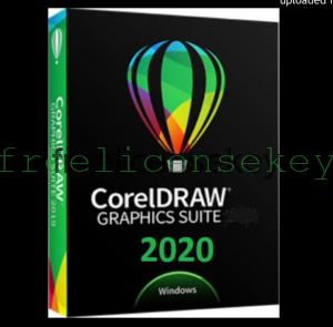 CorelDRAW Graphics Suite 2020 Crack Full 22.0.0.412 Serial Keygen