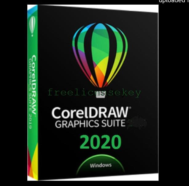 CorelDRAW Graphics Suite 2020.5 Crack V20.1.1.2024 Serial Number Key