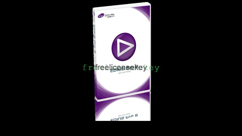 Edius Pro 9.54.6706 Crack Serial Number + Torrent Free Download 2020