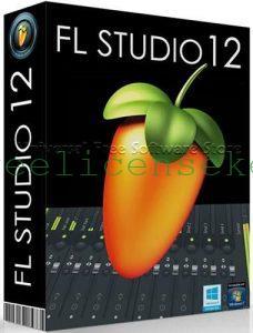 FL Studio 12 Crack Free Registration Code & RegKey Full Torrent 2020