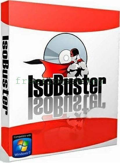 IsoBuster Crack 4.5 Pro Registration & Serial Key Full Keygen Download