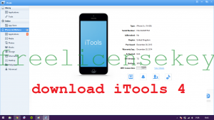 iTools 4.4.5.7 Crack Serial + License Key Full Download {Mac + Win} 2020