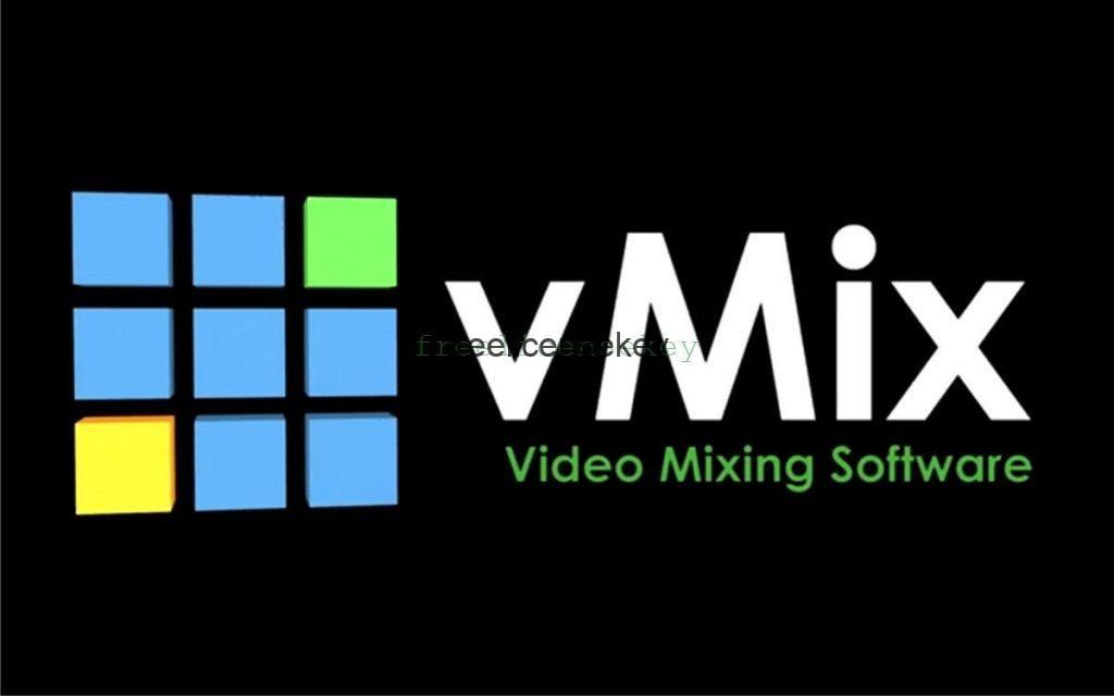 vMix 23.0.0.46 Crack Keygen Registration + License Key 2020 (Torrent)