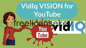 vidiQ Pro 3.39.3 Crack Vision for YouTube Full Latest License Key