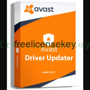 Avast Driver Updater 2.5.8 Crack 2.5 Registration Key List Free 2020