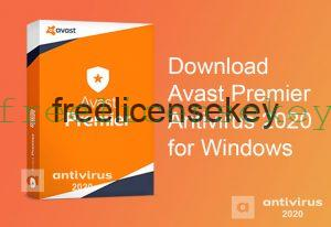Avast Premium Security 20.2.2401 Crack 2020 Activation Code Generator