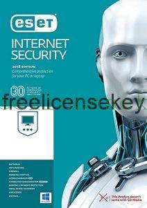 ESET Internet Security 13.1.21.0 Crack 2020 + Premium License Key