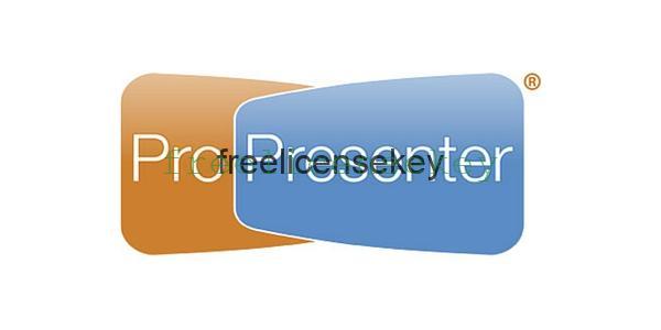 ProPresenter 7.0.7 Crack + Registration Code Generator [Torrent]