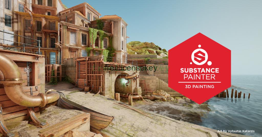Substance Painter 2020 Crack v2019.3.3.3713 Free Download Torrent File