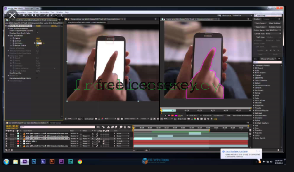 Adobe After Effects CC 2020 17.1.4.37 Crack + Torrent Free Download