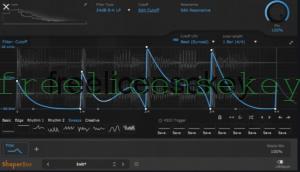Cabeguys TimeShaper VST Crack Plugin Free Download