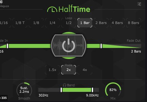 Cableguys Halftime VST Crack Plugin for Mac Free Download