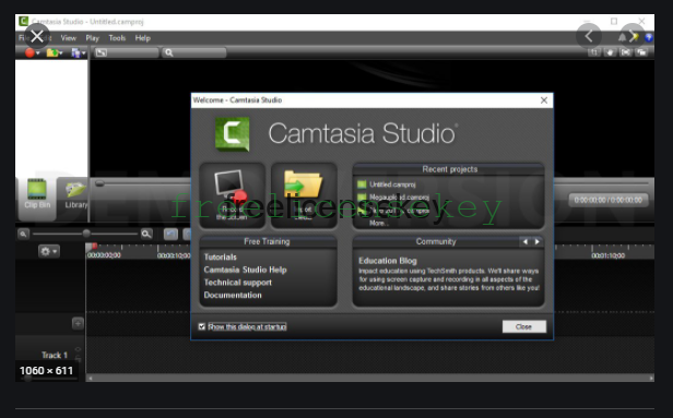 Camtasia Studio 2020.0.10 Crack Version Product Key Latest