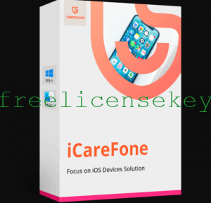 Tenorshare iCareFone 7.2.3.5 Crack Latest Registration Code