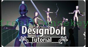 Design Doll 4.0.0.9 Crack Full Version License Key [Torrent]