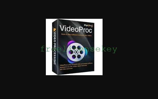 VideoProc Crack Registration Code